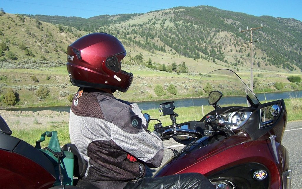 Being safe when riding