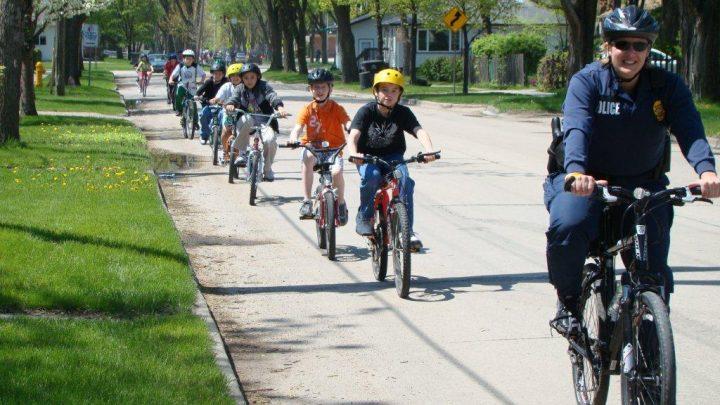 Being Safe When Biking