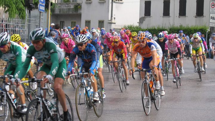 Giro d'Italia race