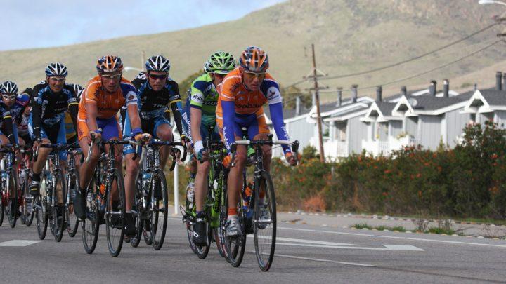 Tour of California race