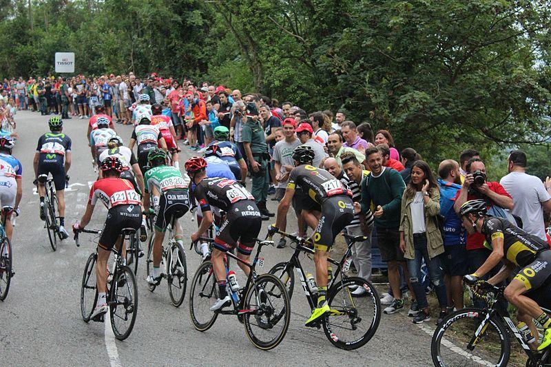 Vuelta a España race